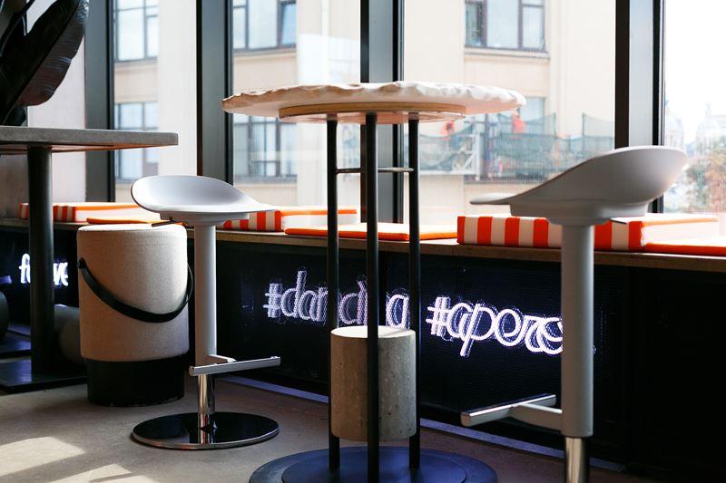 Новое место в Москве: APR.L Bar - фото 3