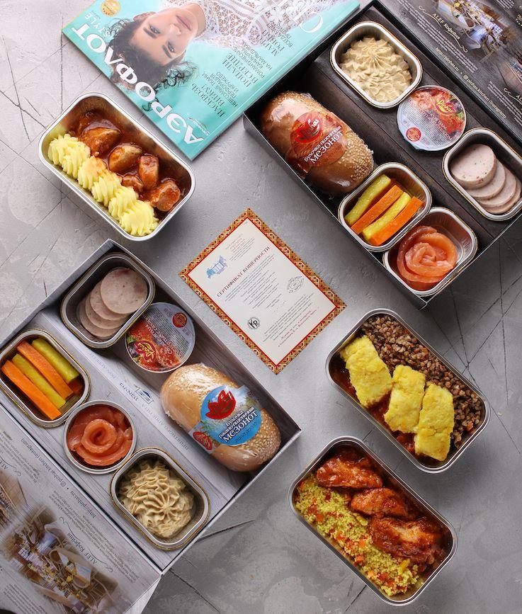 Кошерное питание для пассажиров «Аэрофлота» от Pinhas - фото 2