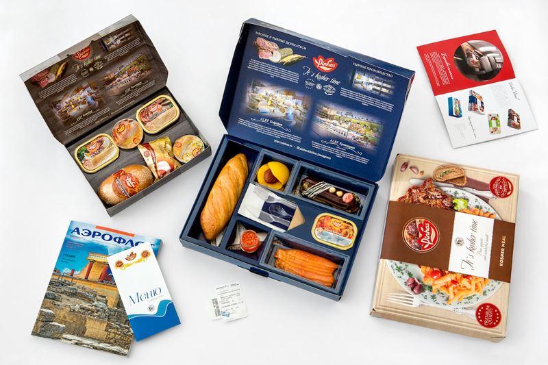 Кошерное питание для пассажиров «Аэрофлота» от Pinhas - фото 1