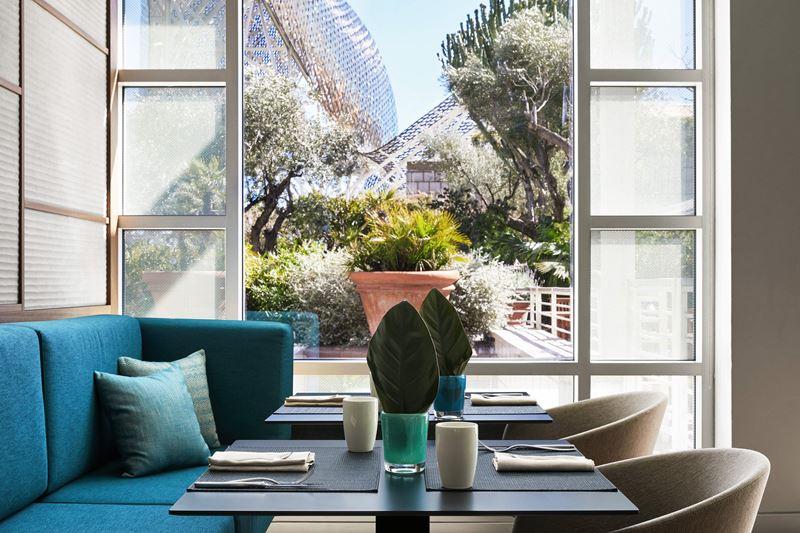 Ресторан Lokal отеля Hotel Arts Barcelona (Испания) - фото 1