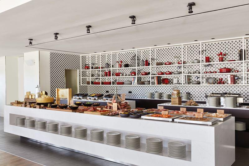 Ресторан Lokal отеля Hotel Arts Barcelona (Испания) - фото 3