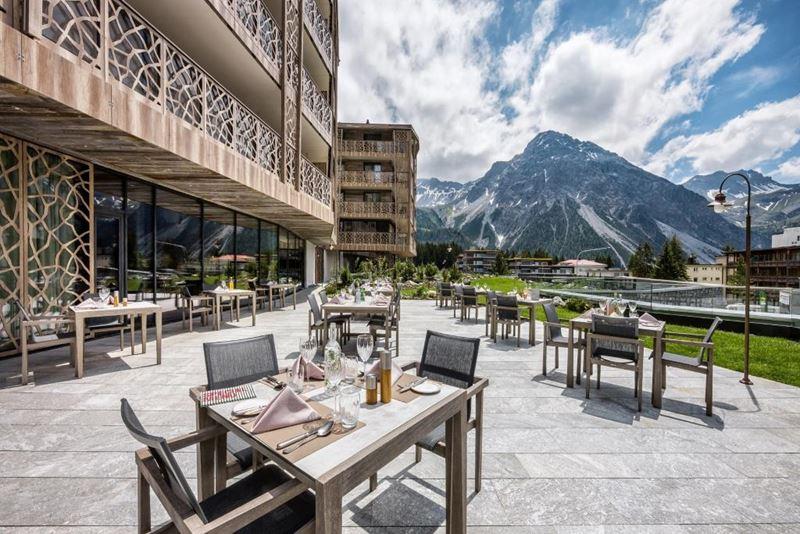 Экологичная роскошь: Valsana – первый безуглеродный отель в Швейцарии - фото 2