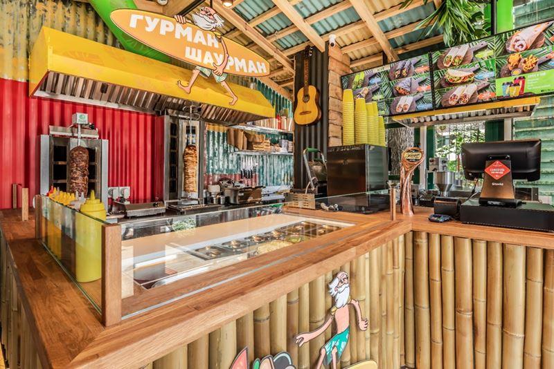 Новое место в Москве: кафе «Гурман Шаурман» - фото 3