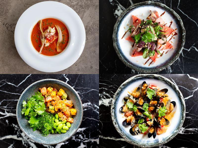 Овощи, фрукты и морепродукты: летнее меню-2019 в ресторане TOKYO SUSHI (Москва)