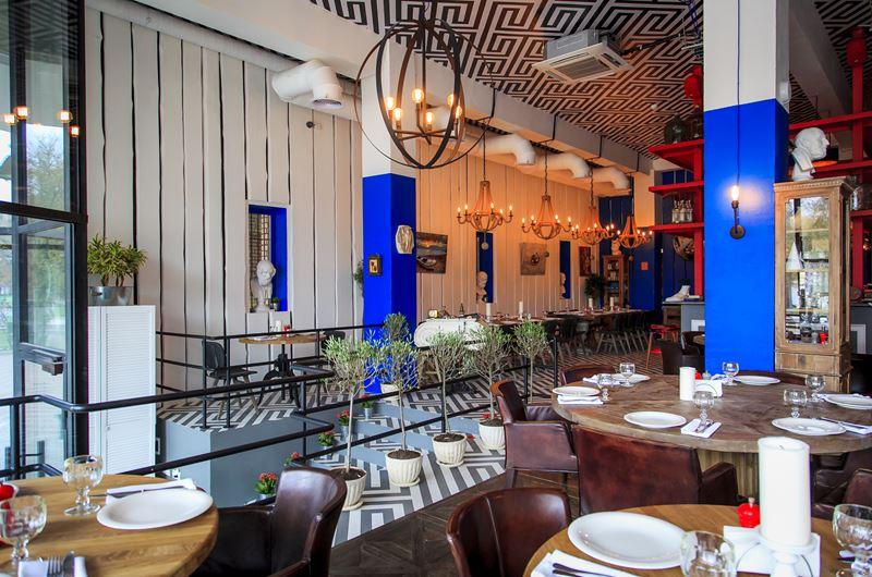 День Греческого салата в ресторане Molon Lave (31 августа)