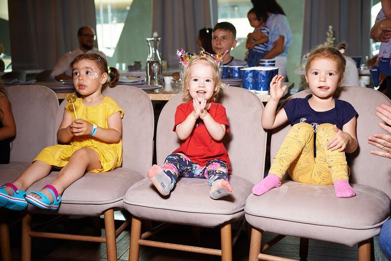 Новое место в Москве: ресторан «Полет» на Ходынке - фото дети