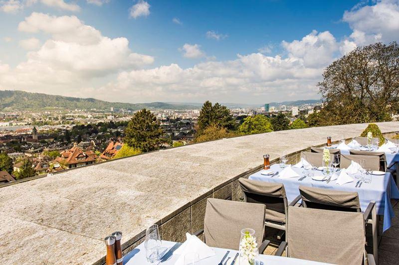 Гастрономический Цюрих: 7 ресторанов с потрясающим видом - Der Sonnenberg