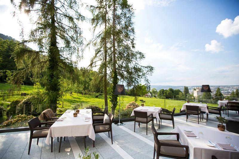 Гастрономический Цюрих: 7 ресторанов с потрясающим видом - Ecco