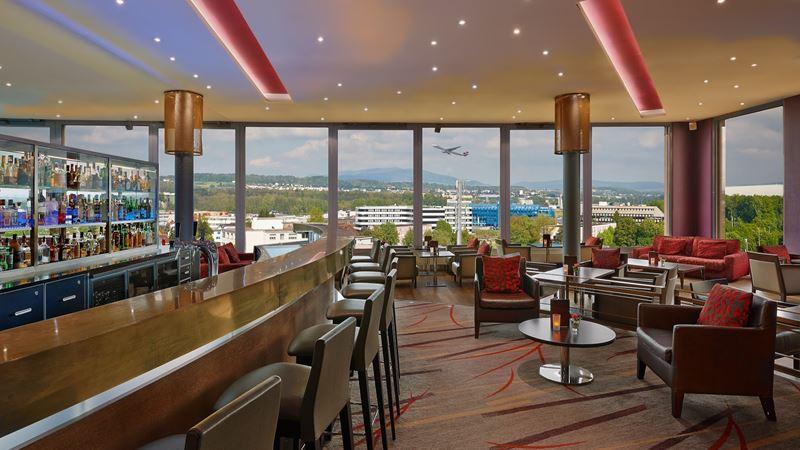 Гастрономический Цюрих: 7 ресторанов с потрясающим видом - Horizon 10