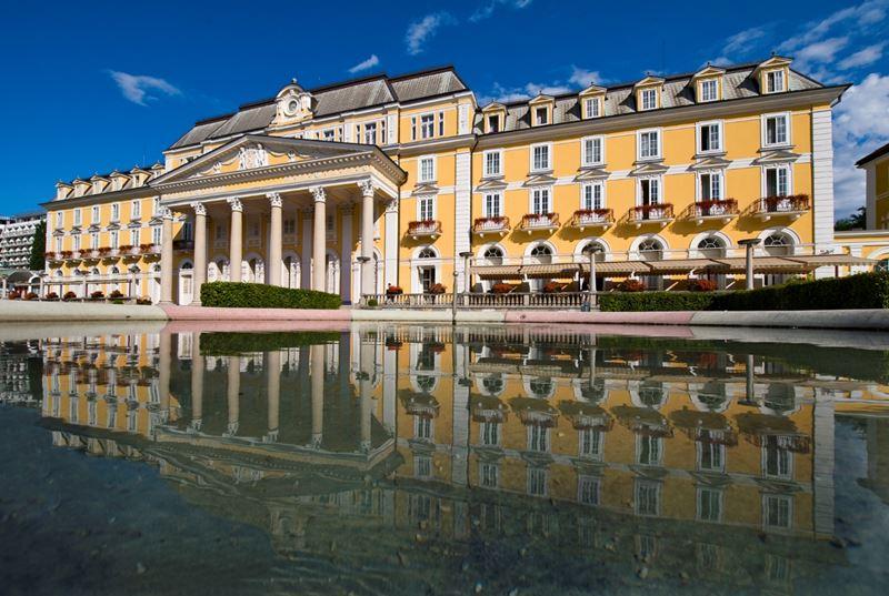 Рогашка Слатина – бальнеологический и спа-курорт в Словении - Grand Hotel Rogaska