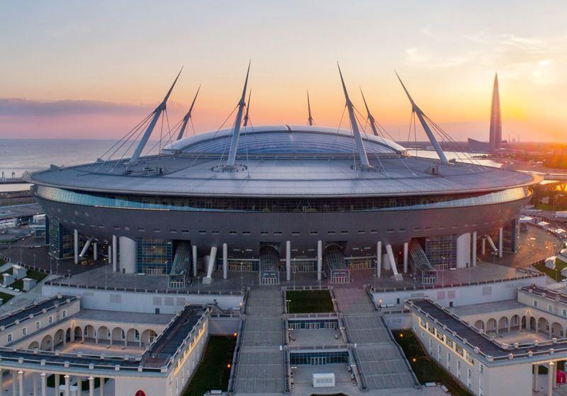«День гимна» в Санкт-Петербурге («Газпром Арена», 1 сентября)