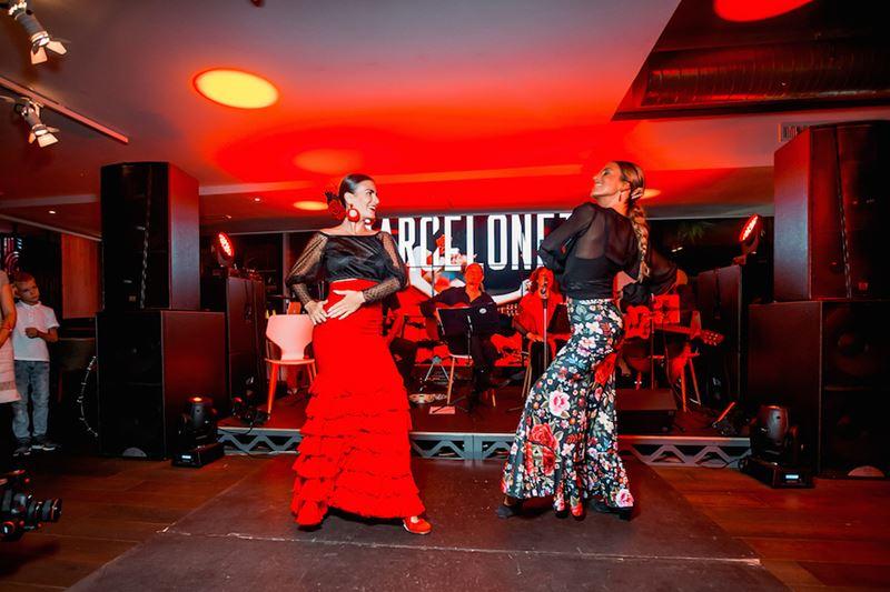 Paella Party в Сочи: вкусная фиеста в Barceloneta (20 сентября) - фламенко