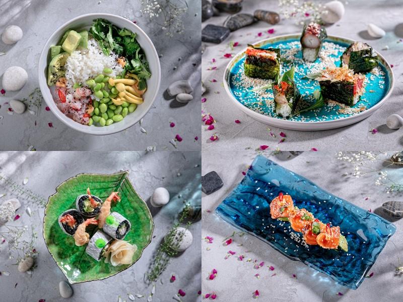 Не только суши: новое японское меню в ресторане «Черетто море» (Москва)