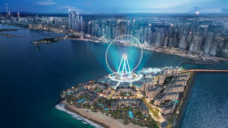 Дубай 2019-2020: новости, итоги, планы - Caesars Palace Bluewaters Dubai