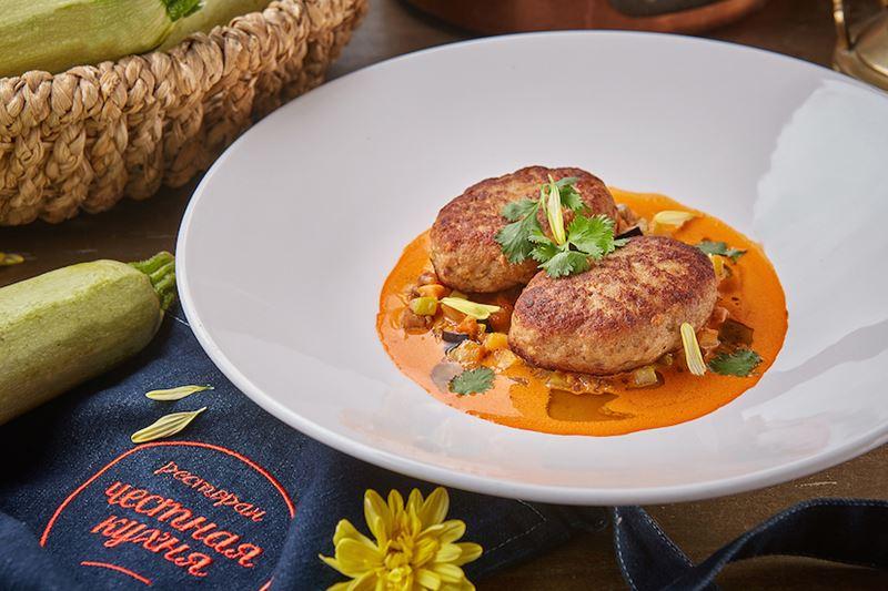 Рецепт овощной каши из кабачков от шеф-повара ресторана «Честная кухня» Сергея Ерошенко