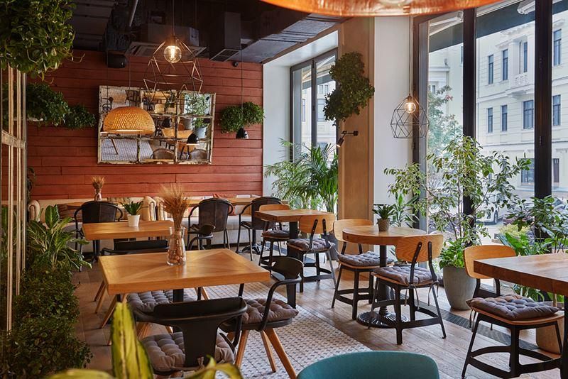 Ресторан средиземноморской кухни Extra Virgin в Москве - фото 4