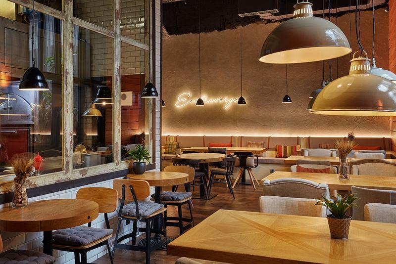 Ресторан средиземноморской кухни Extra Virgin в Москве - фото 5