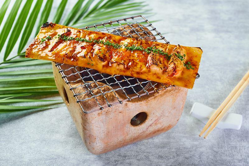 Азиатская кухня в осеннем меню ресторана-яхты «Чайка» - фото 3