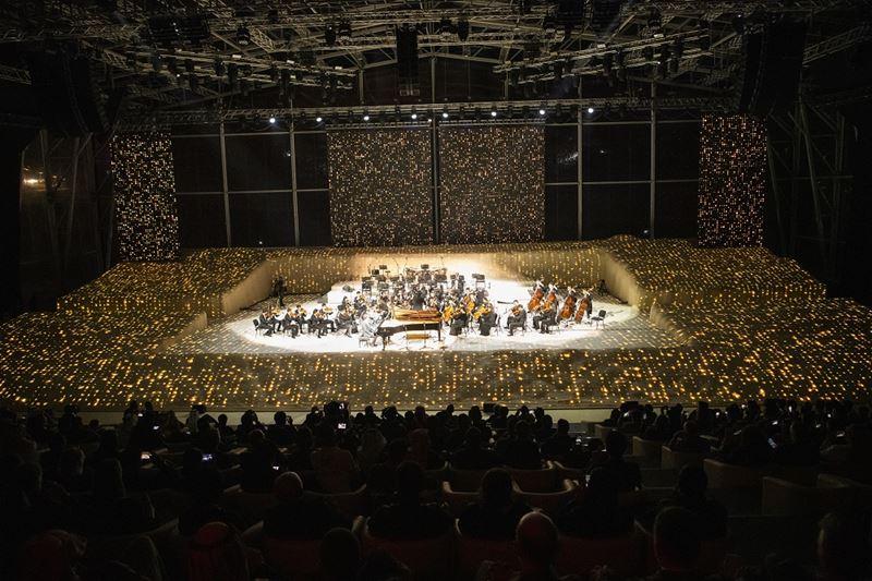 Фестиваль «Зима на Танторе» 2019-2020 (Альула, Саудовская Аравия) - фото 3