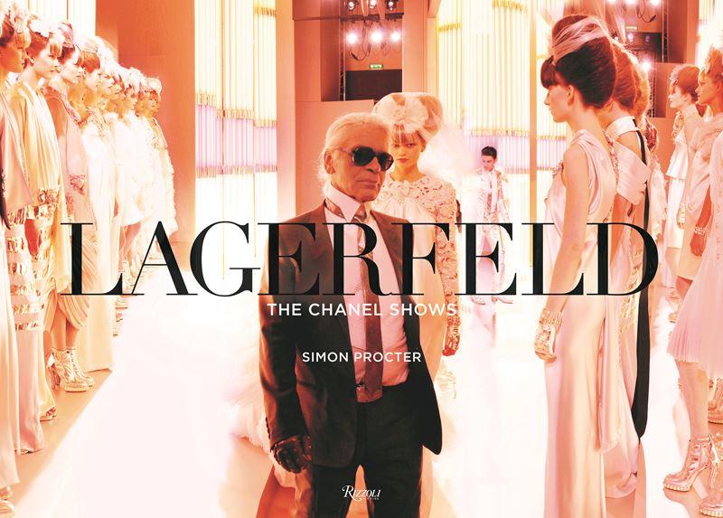Фотовыставка  Саймона Проктера Lagerfeld, the Chanel Shows в отеле-дворце  Le Royal Monceau - Raffles Paris