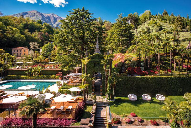 Чем заняться на озере Комо - Grand Hotel Tremezzo (Италия) - фото 7