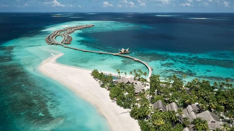 Курорт JOALI – лидер экотуризма на Мальдивах - фото 1