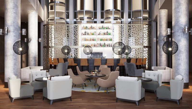 Krasnodar Marriott Hotel - фото 1