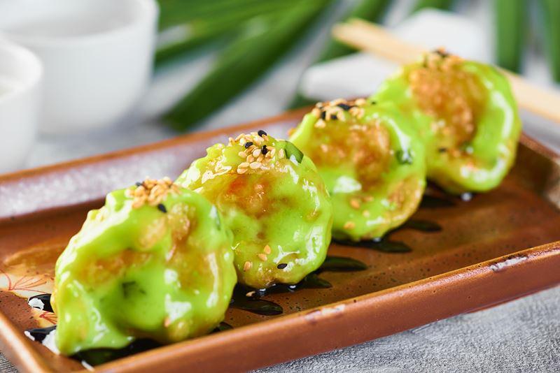 Азиатская кухня в осеннем меню ресторана-яхты «Чайка» - фото 1