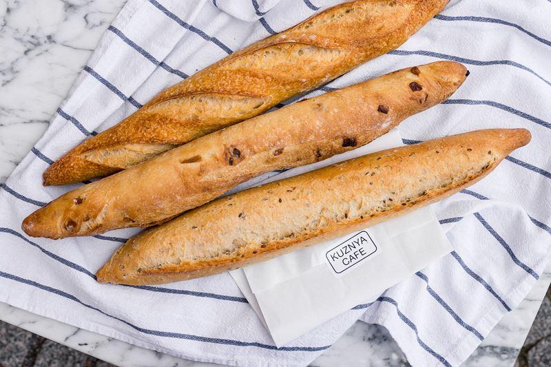 Хлеб и выпечка навынос в Kuznya Café (Санкт-Петербург) - фото 3