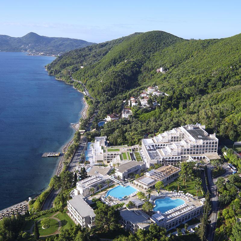 MarBella Corfu вошел в число самых популярных отелей в мире