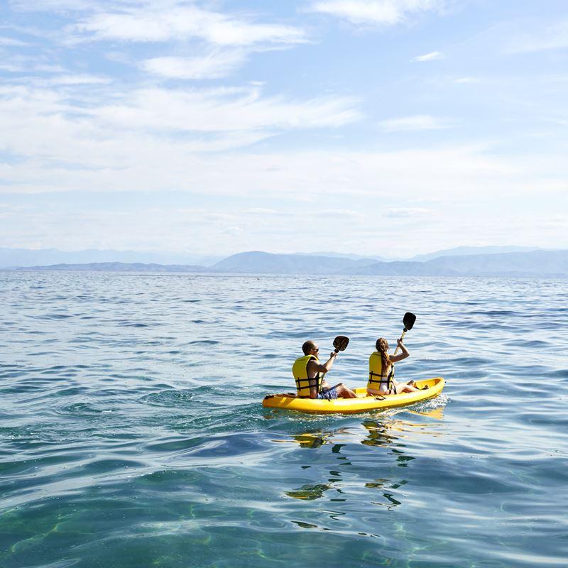MarBella Corfu приглашает познакомиться с морской жизнью лугов Посидонии