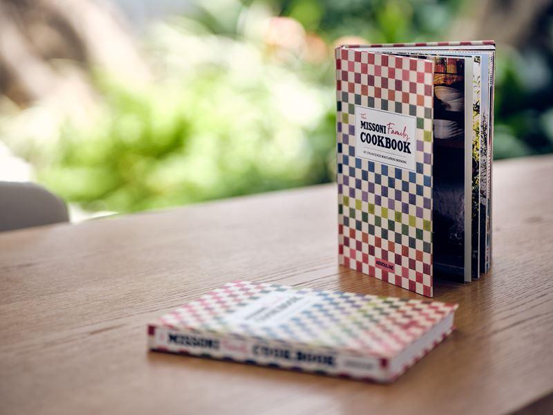 Модный бренд Missoni представил книгу семейных рецептов в отеле Domes Miramare, a Luxury Collection Resort, Corfu