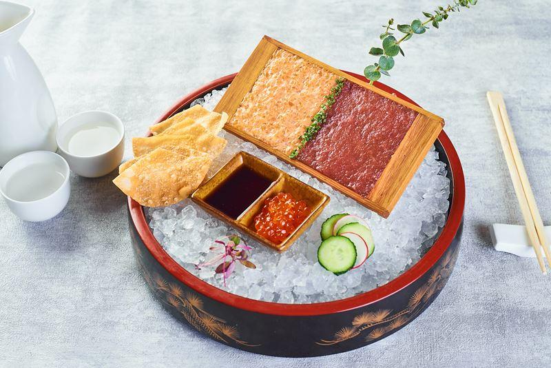Азиатская кухня в осеннем меню ресторана-яхты «Чайка» - фото 2