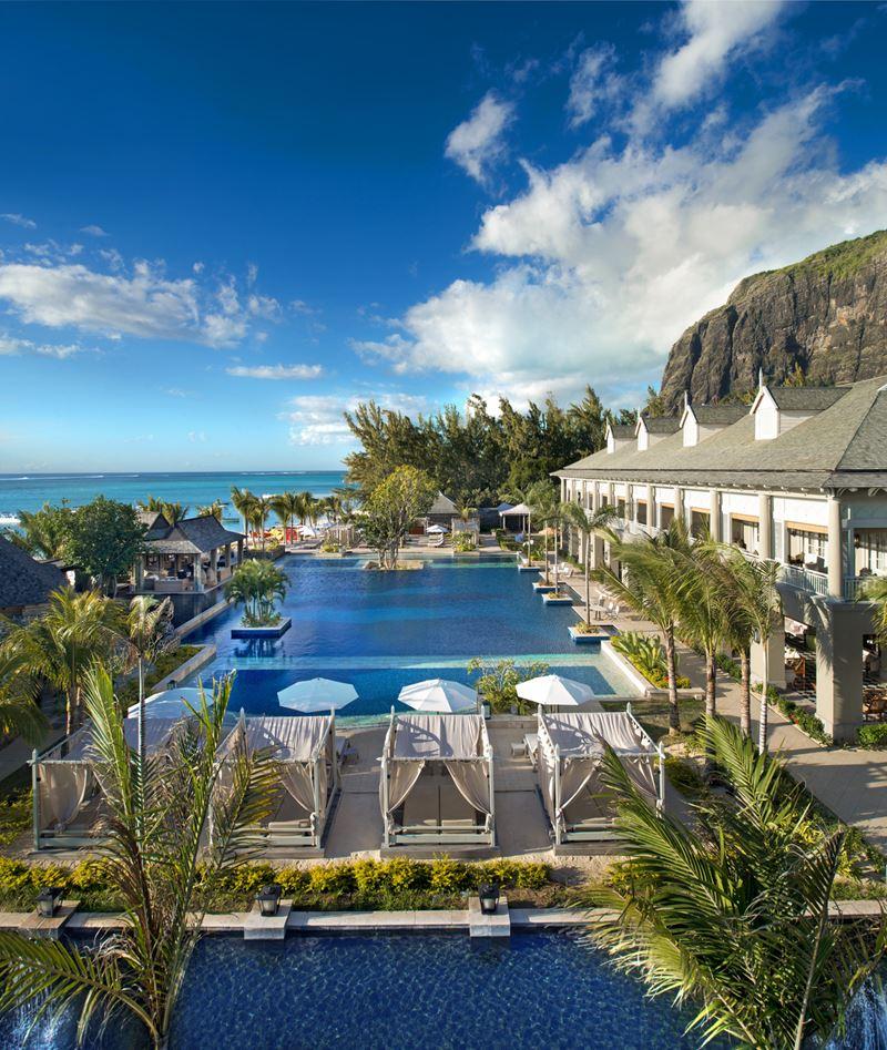Курорт The St. Regis Mauritius Resort (Ле-Морн, Маврикий) - фото 6