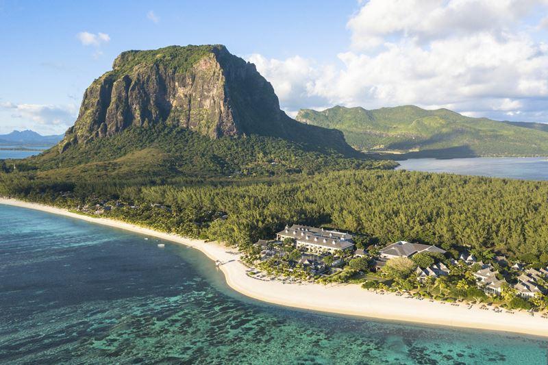 Дизайн отеля The St. Regis Mauritius Resort (Маврикий) - фото 1