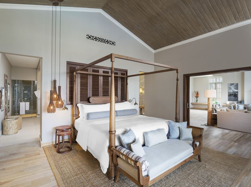 Курорт The St. Regis Mauritius Resort (Ле-Морн, Маврикий) - фото 4