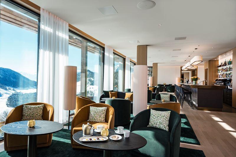 В Швейцарии открылся первый безалкогольный бар (Waldhotel Health & Medical Excellence)