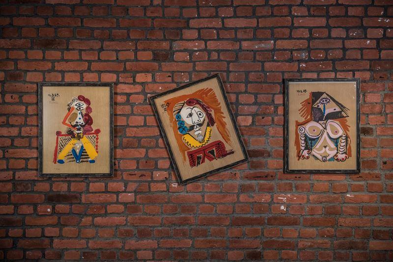 Выставка «Дали и Пикассо» (Москва, Сад им. Баумана) - фото 3