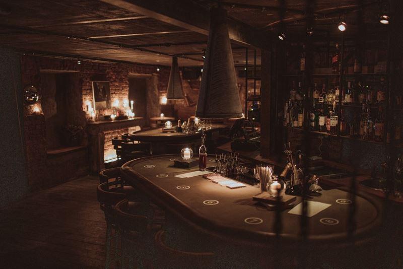 Новое место в Москве: бар «Кабинет 3.14» - фото 1