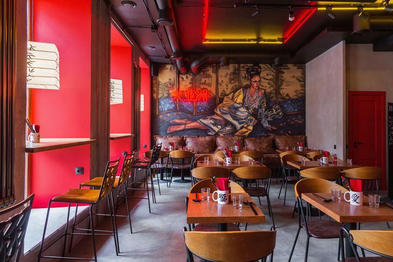 Новое место в Москве: саке-бар Big Asia на Земляном Валу - фото  1