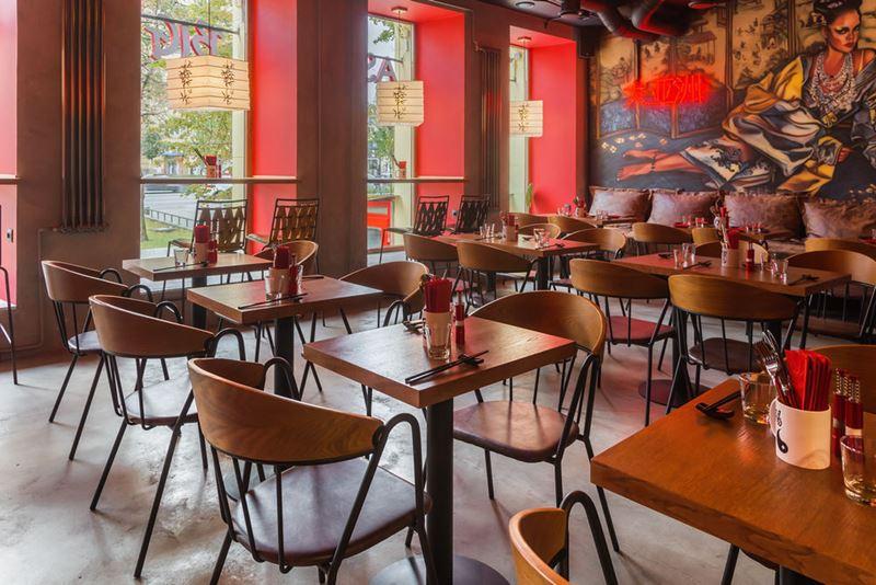 Новое место в Москве: саке-бар Big Asia на Земляном Валу - фото 2