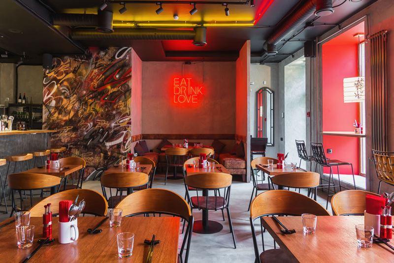 Новое место в Москве: саке-бар Big Asia на Земляном Валу - фото 3
