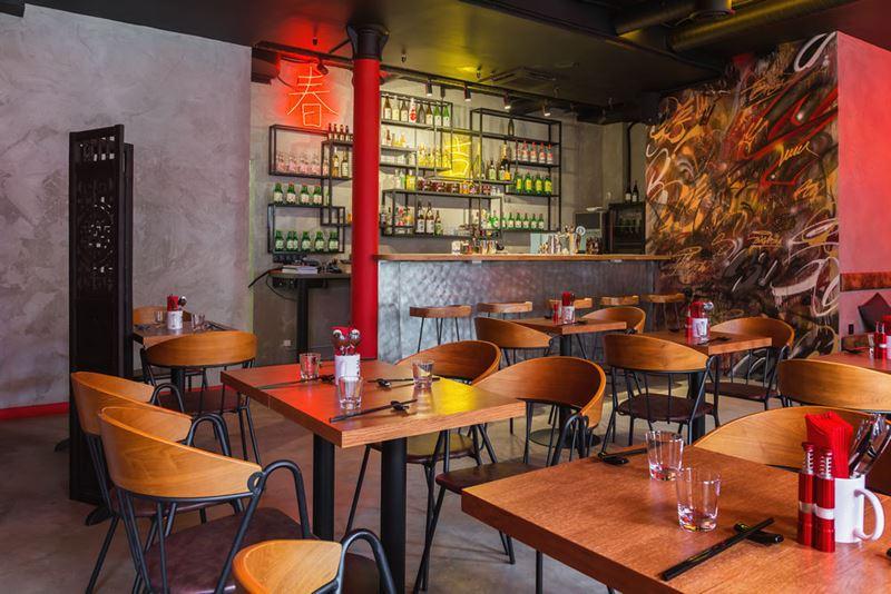 Новое место в Москве: саке-бар Big Asia на Земляном Валу - фото 4