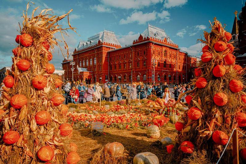 Гастрономический фестиваль «Золотая осень-2019» (Москва, 4-13 октября)