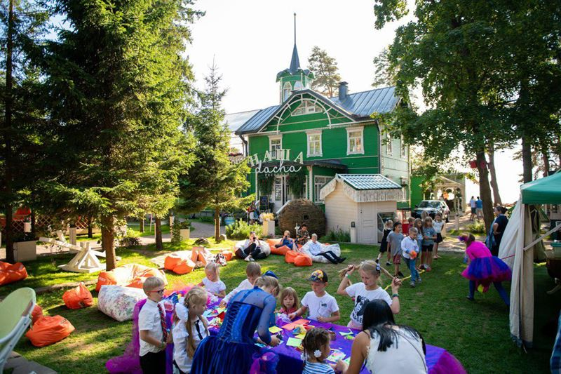 Благотворительный фестиваль «Вкус детства» Санкт-Петербург