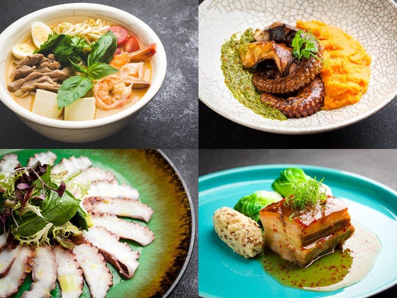 Осеннее меню-2019 в ресторане TOKYO SUSHI: яркие новинки от шеф-повара Олега Шина
