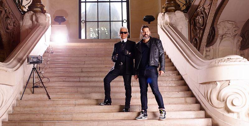 Фотовыставка  Саймона Проктера Lagerfeld, the Chanel Shows - Карл Лагерфельд