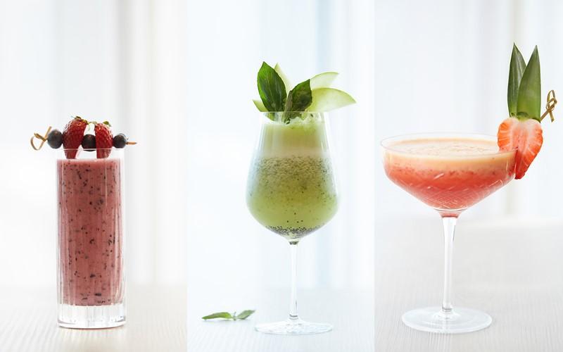 В Швейцарии открылся первый безалкогольный бар (Waldhotel Health & Medical Excellence) - коктейли