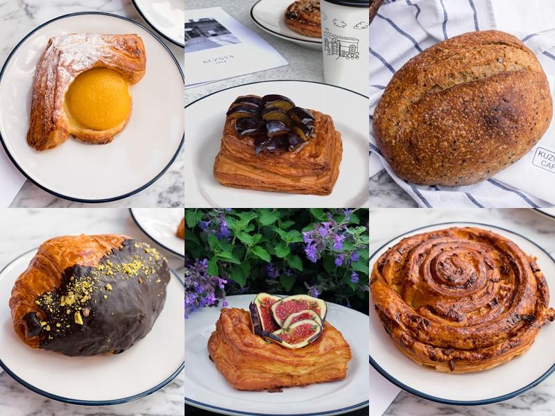 Хлеб и выпечка навынос в Kuznya Café (Санкт-Петербург) - фото 4