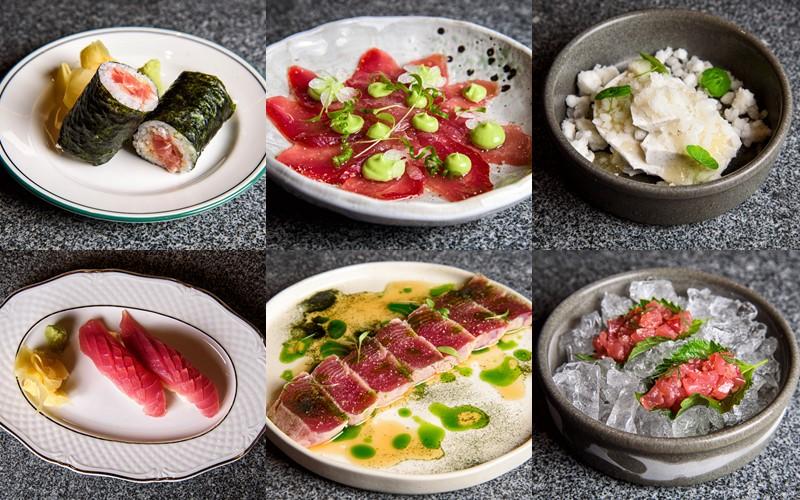 Свежего тунца весом почти в половину центнера доставят в «Русалочку Суши» на ужин в четыре руки